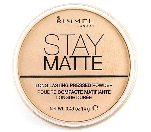 BONUS: RIMMEL STAY MATTE POWDER This is just a bonus bc after I put on the setting spray I go to school, and just keep this in my little emergency kit. Perfect for touch ups👌 (if im going all out again, I'll put this on after foundation, then blushy/powder thing)