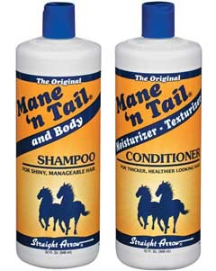 """Try some products! Many people would suggest the mane and tail products, or try the not your mothers """"way to grow"""" set. Or alternate, or whatever you like."""
