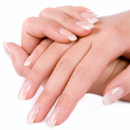 Rub onto the nails (mainly the cubicle), nail growth is stimulated and the oil helps male them stronger and healthier.