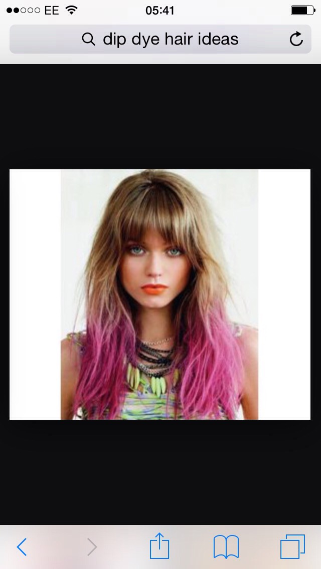 👑This is really nice because there is not to much purple it is just enough do you can see it in my opinion I would have this even if you don't have blonde hair you can still have it👑