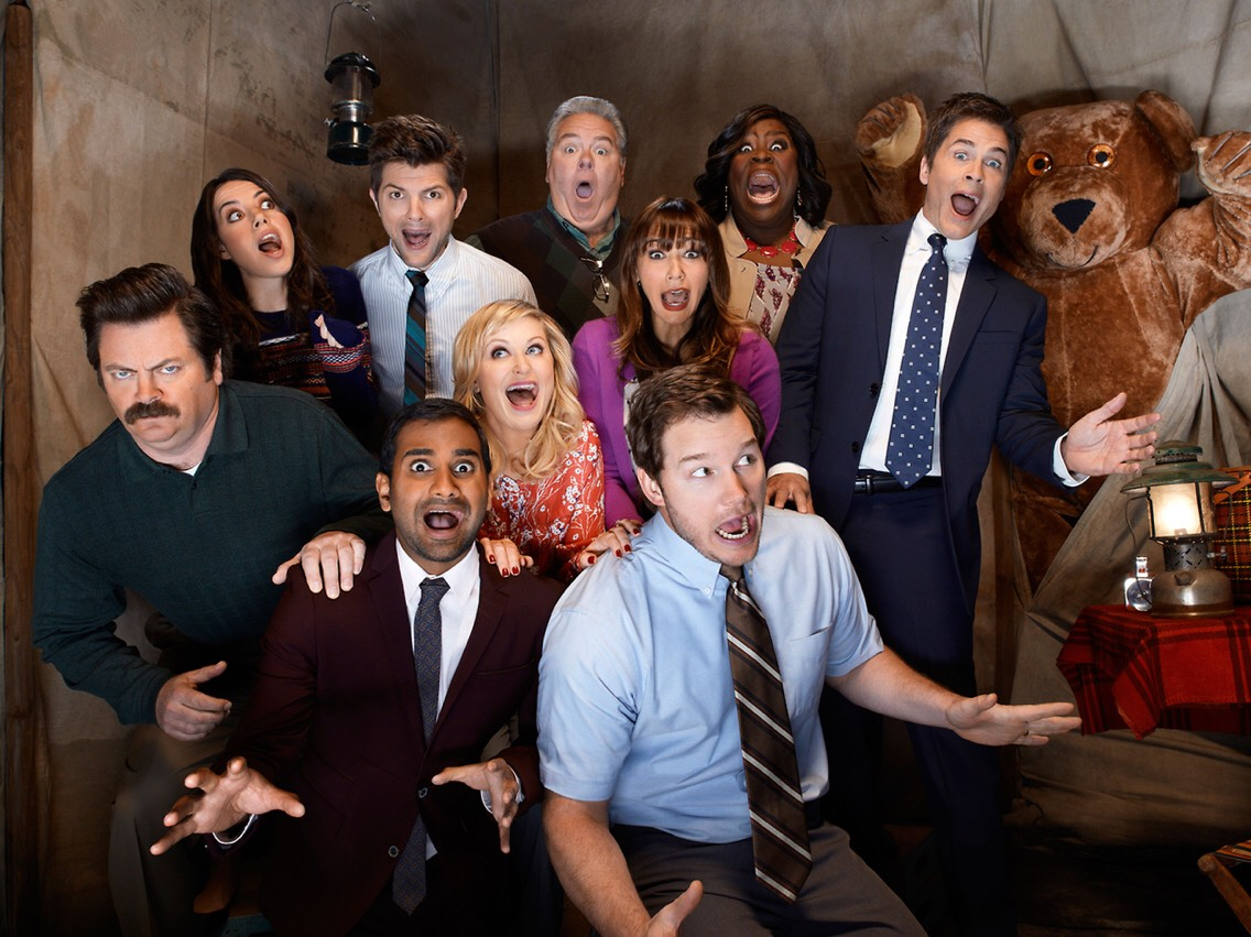 7) Parks and Recreation.  I had always heard great things about this show, but it took me a while to actually start watching because I'm not big on shows that are filmed as if they were reality shows but actually aren't but I can promise you this is one of the funniest shows you will ever watch.