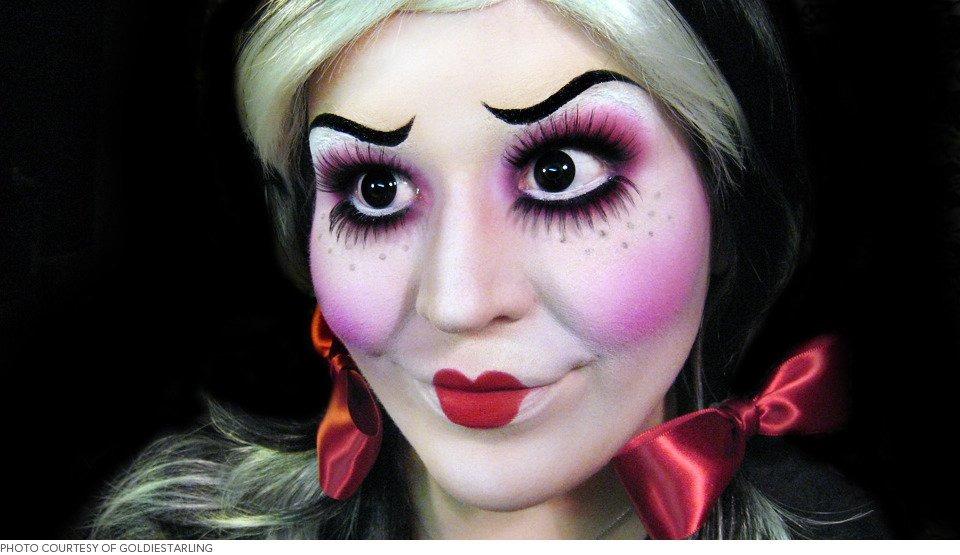 Makeup...