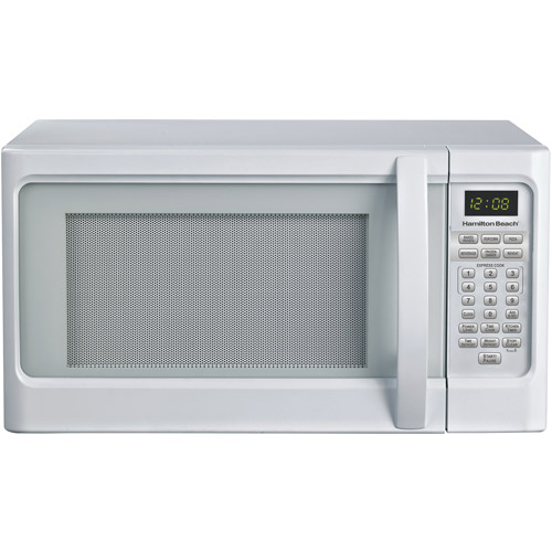 Microwave it for 30 seconds until heated through all the way