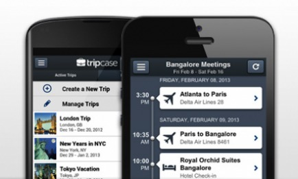 Stay Organized with Apps  I've put two posts together on the best travel apps, so go check those out and download the ones that you think would work best for your traveling lifestyle. I use TripCase to keep all of my flight details and travel documents organized and in order.