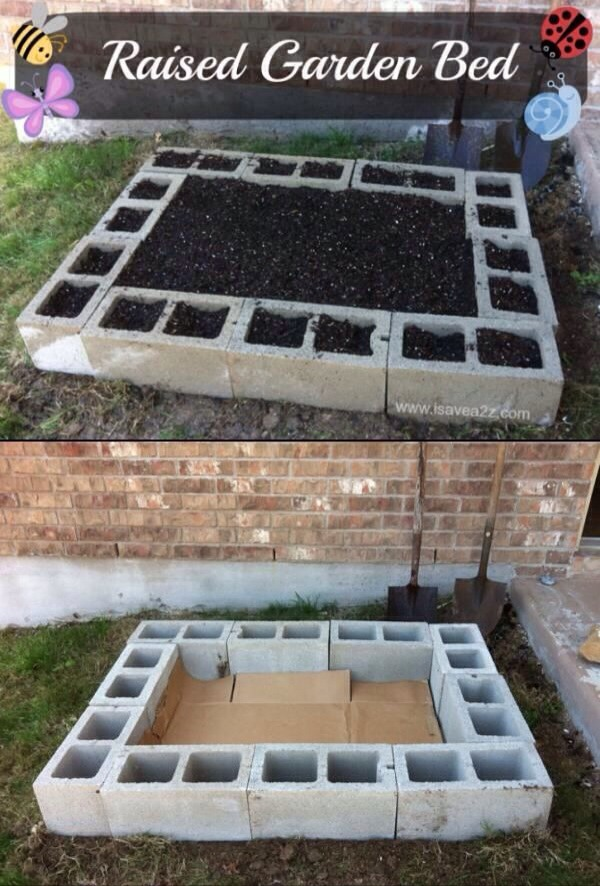 Easy Diy Raised Garden Bed By Lindsey Holmes Musely