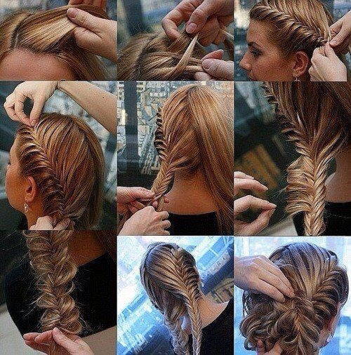 Saw a girl with this hairstyle at the mall it look so funky in real life