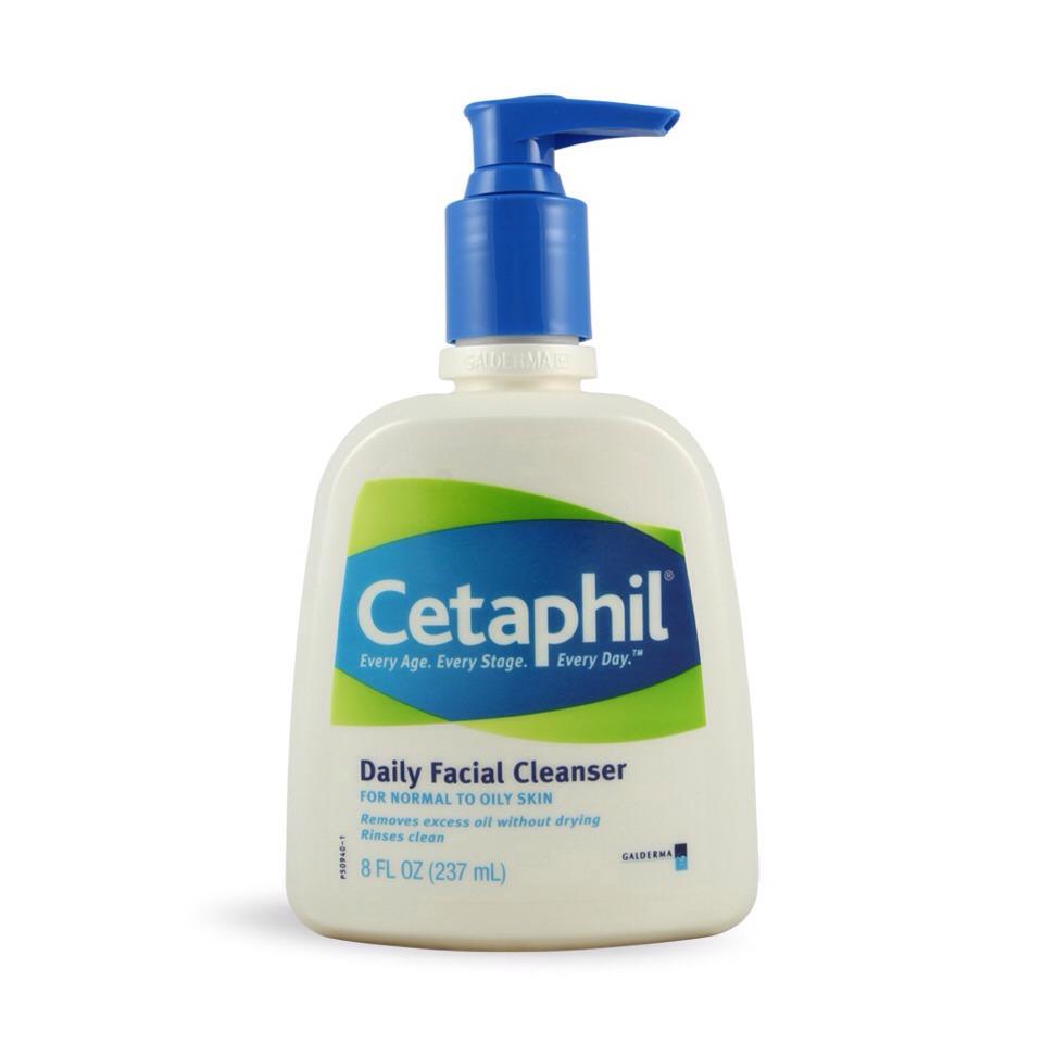 My secret is Cetaphil.