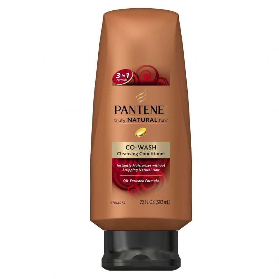 Co-washing is short for conditioner washing. Instead of using a shampoo everyday I would suggest using a cleansing conditioner everyday and only using shampoo once a week.