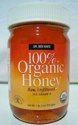 1 tablespoon of honey