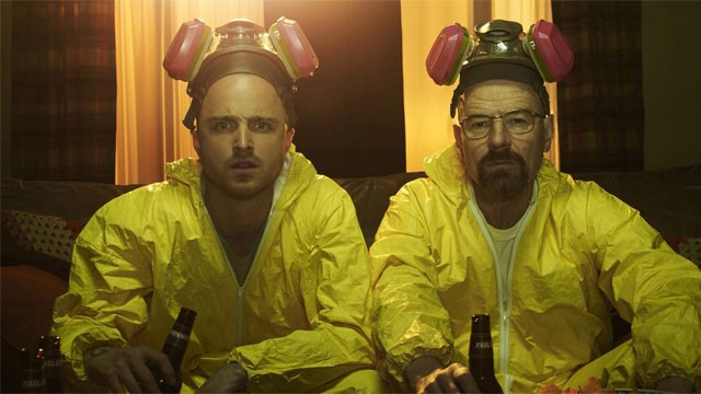 """""""BREAKING BAD"""" Series creator Vince Gilliganhas credited Netflix on numerous occasions for helping to build the audience for """"Breaking Bad.""""  The fall of Bryan Cranston's Walter White across 62 episodes of """"Breaking Bad"""" is mesmerizing… and it's a perfectly bingeable show."""