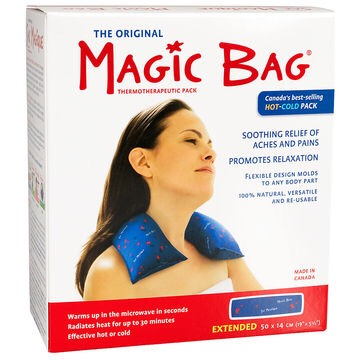 A magic bag to Warm you up and to take the pain away☺️