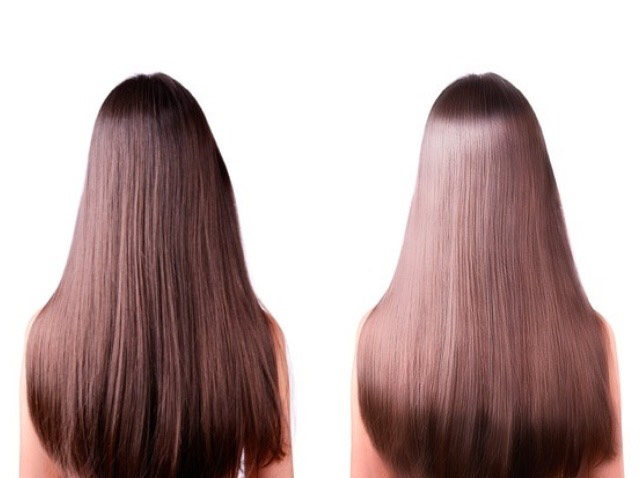 You should see more shine and strength to your hair, as well as tamed split ends and less frizz 💋✌🏻