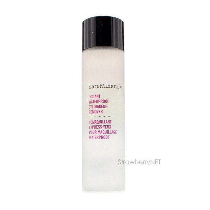 Bare Minerals Instant Waterproof Eye Makeup Remover $18.00 beauty.com