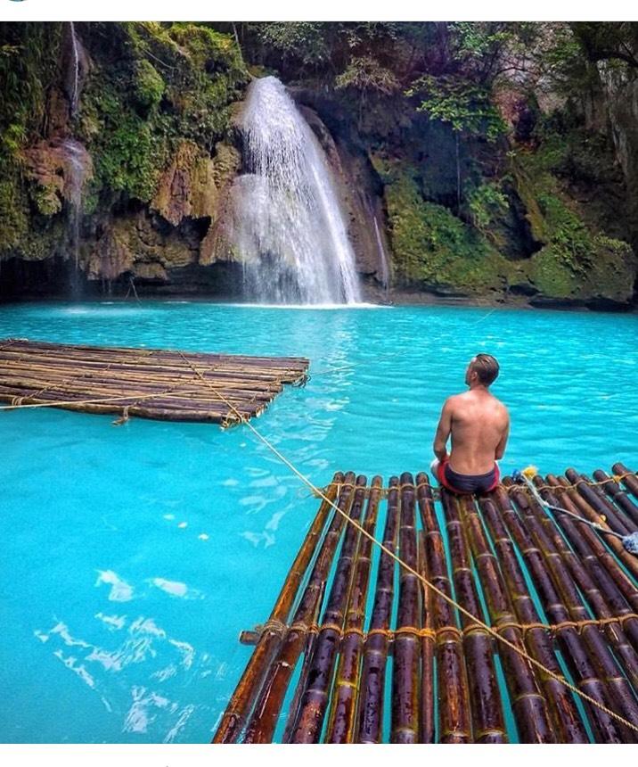 Kawassan falls Cebu- Philippines