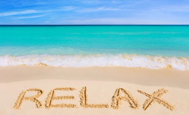 Relax. Just breathe, everything will be okay eventually.