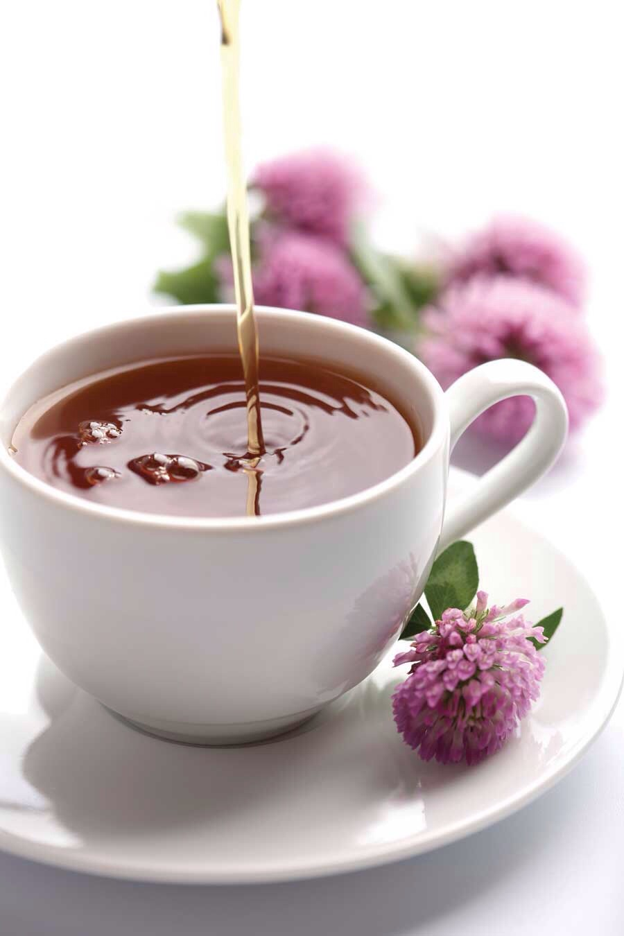 Herbal Tea: this helps the body relax and it's a detox for the skin. Also this is a slimming tea and can tighten skin. This is also amazing to drink because it taste amazing.