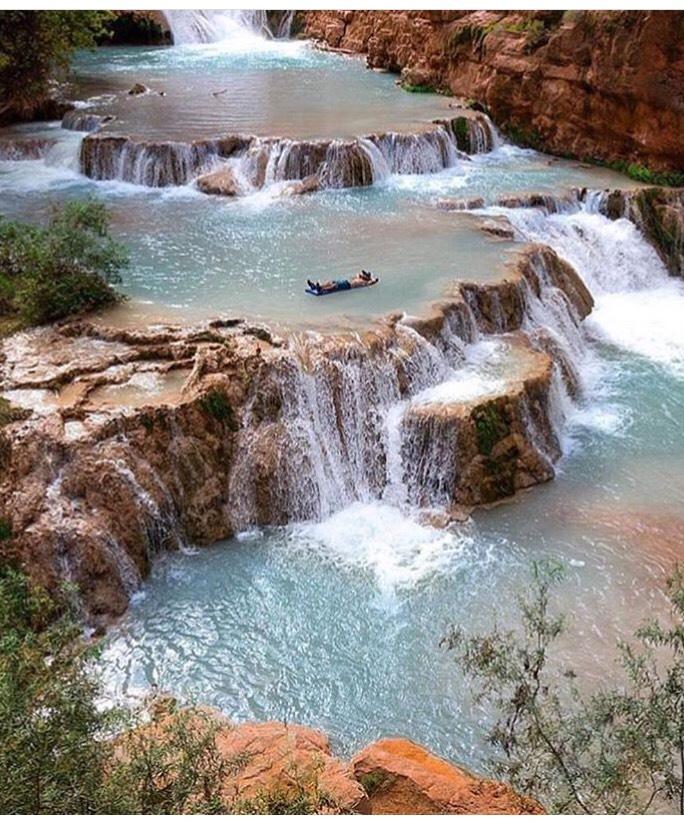 Havasupi falls- Arizona