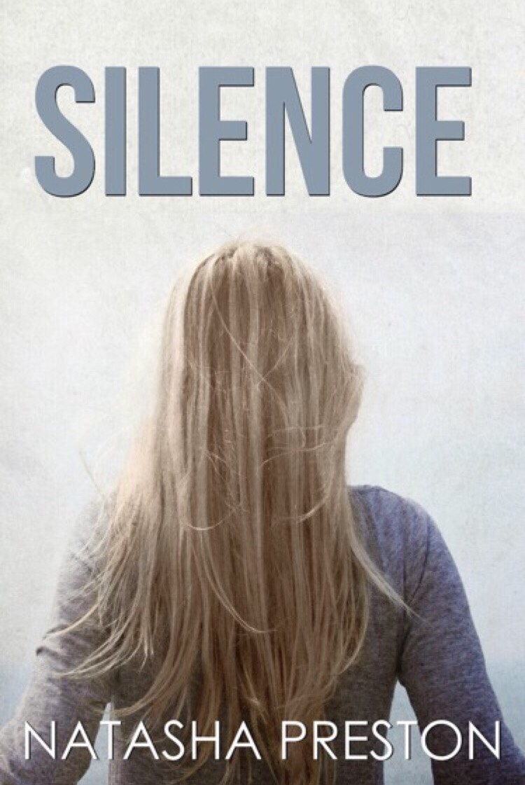 The title says it all. The girl hasn't spoken since she was 5 and she's keeping something she saw a secret. I haven't read this one either but I'm dying to know what her secret is.