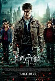 Harry Potter and the Deathly Hallows is one of my favorite books. Unfortunately the movie is one of those bad movies. The scene where Harry and Voldemort fighting was such a dissapointment. And how Harry was inside of Snape memories also a big dissapointment.