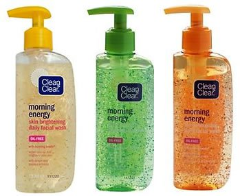 Clean and clear is a great facial cleanser that does not use harsh chemicals an it also helps and detoxifies your face!