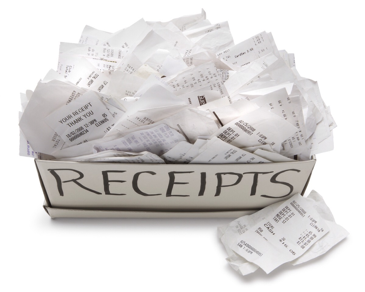 (7) Keep those receipts! After the adrenaline rush is over, you may realize that you got caught up in the Black Friday craziness and purchased items that you really do not want. As long as you have the receipt, you should be able to return them and get a full refund.