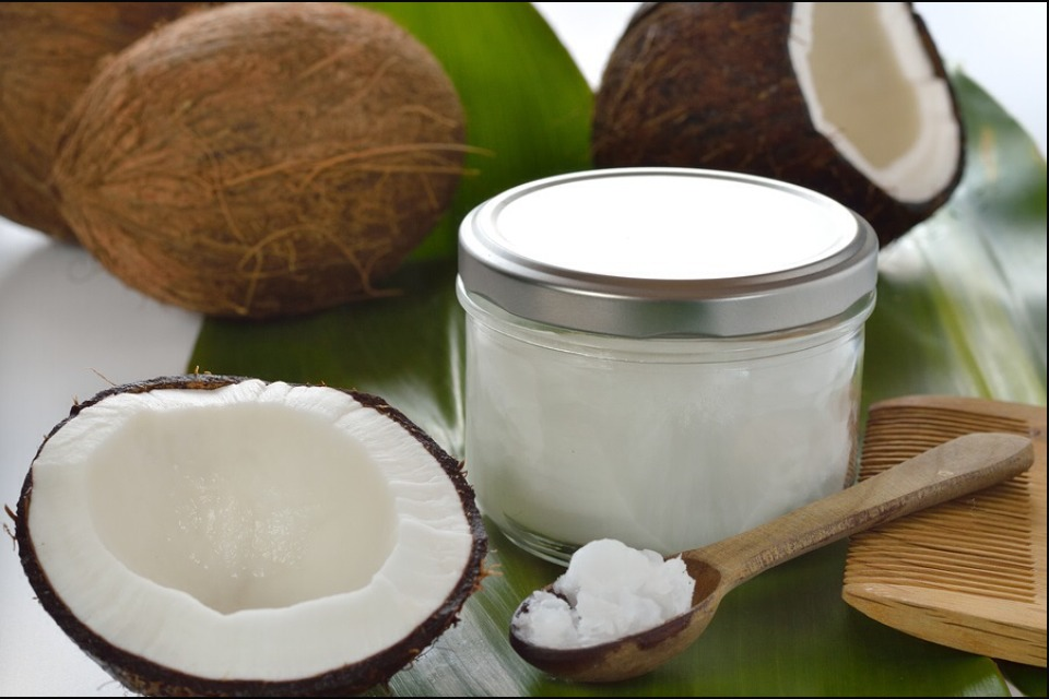 Yes coconut oil can be a great oil to put on your eyes. Coconut oil is a natural moisturizer, antibiotic, antioxidant and a multivitamin. Aside from an eye cream, it can also serve as an effective eye make-up remover. It also treats pink-eye if you experience one.
