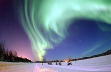 The Aurora Borealis of Northern Lights