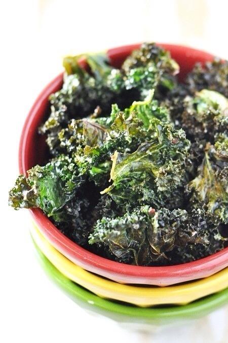3. love my kale...