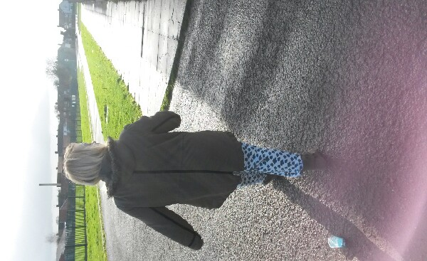 Walking around the street in Pjammas is a new type of fashion ;) ♡