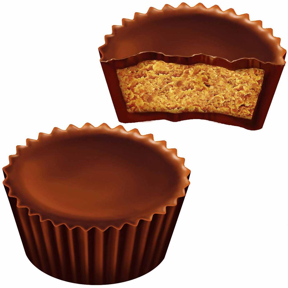 Reese's cup for the stomach