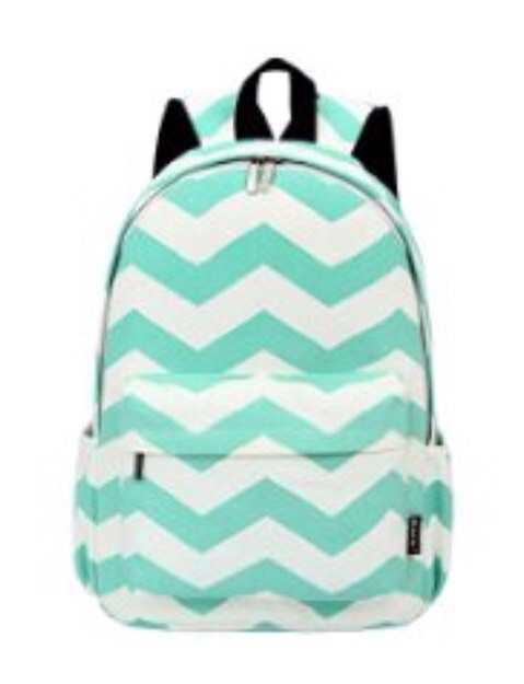 Now chuck it all in your book bag and get to school!