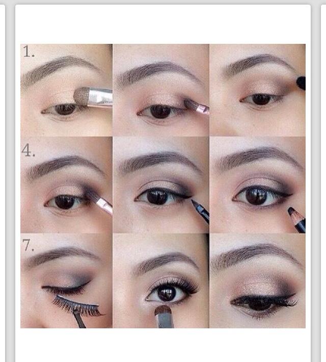 макияж для новичков с фото