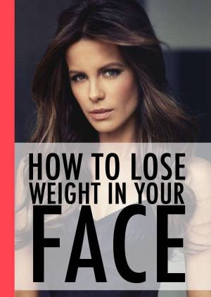 In fact, when someone starts a weight loss routine, one of the first places that they notice weight loss is in the face. This is good news, as the time required to notice a visible change to your face in the mirror is relatively small when compared with some of the more well-known trouble spots.