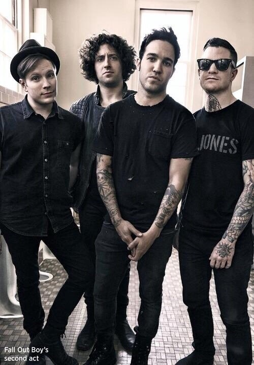 1. Fall Out Boy