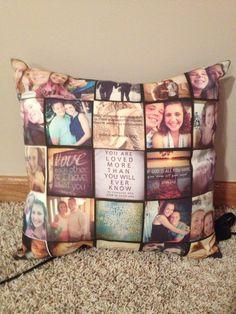 customize pillows