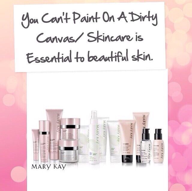 First setup an appointment with your beautiful consultant, to help you choose the right product for your skin type.