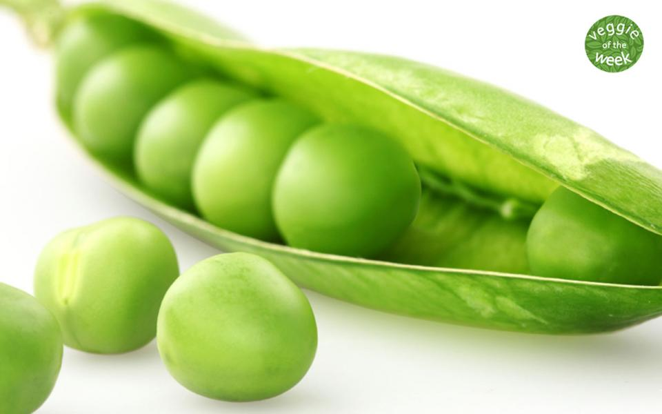 you can grow beans and peas too