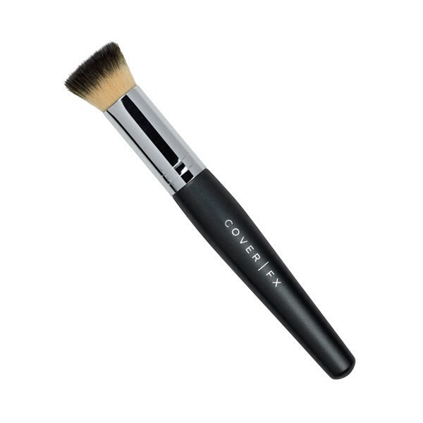 This is a liquid foundation brush it's easy to use and it's around your budget limit