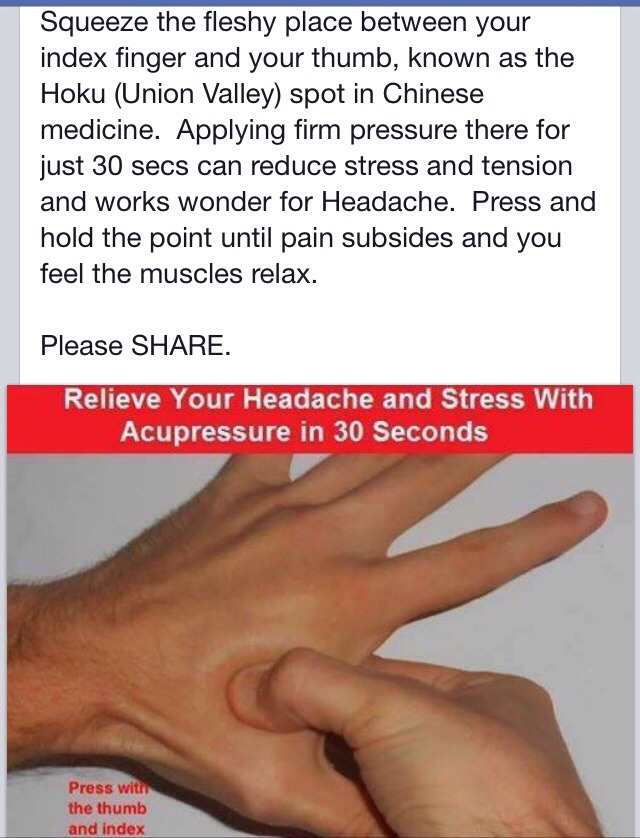 Easy Acupuncture For Stress And Headaches by kURtNyLuV ...