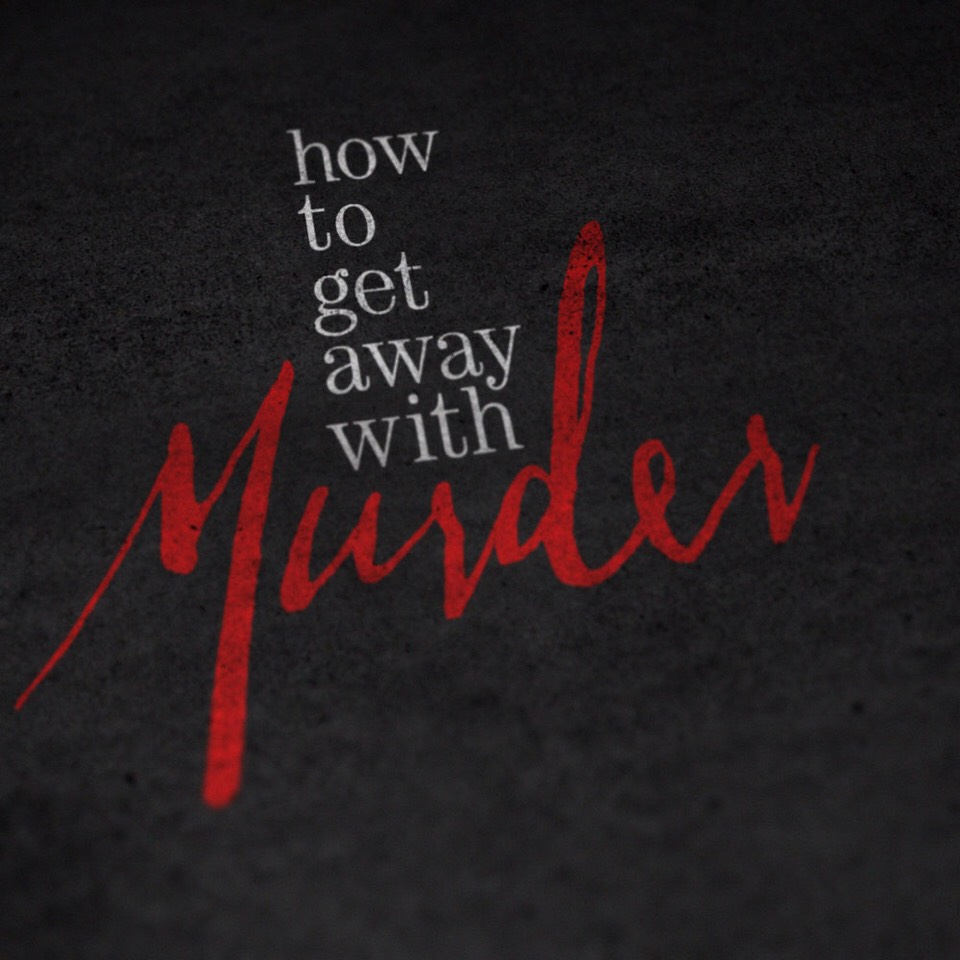HOW TO GET AWAY WITH MURDER I love this show it is very interesting  It may sound kind of odd but it is a great show i forgot what network it's on but its the same as GREYS ANATOMY