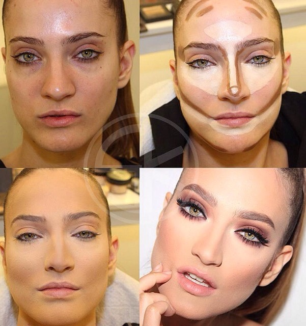 They are techniques used in make-up that will make the difference between ordinary and extraordinary. They maximize your best features and put them on the spotlight