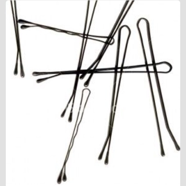 Use bobby pin ends instead of nail dotters.