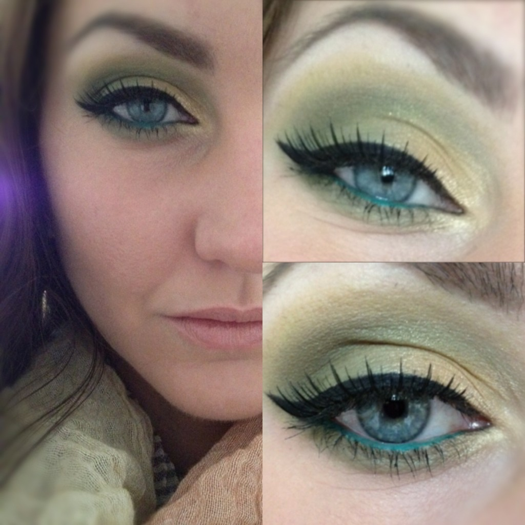 Perfect Makeup Tutorial For Green Eyes