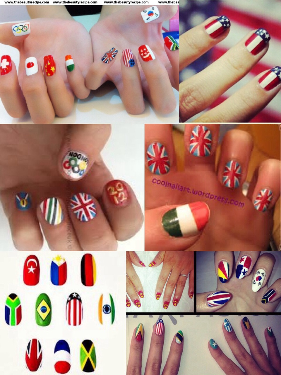 Country nail designs - Musely