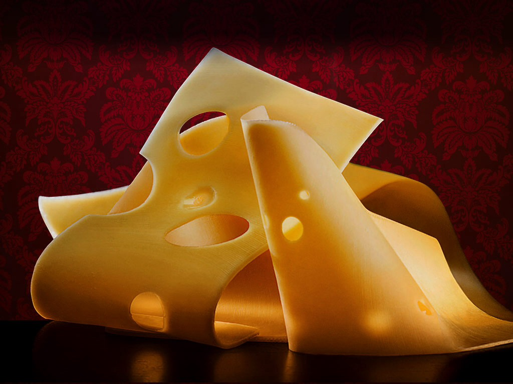Beauty Foods Tip---Swiss, cheddar, or gouda cheese can block bacteria in your mouth and prevent cavities.