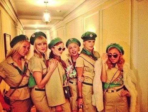 Soldierettes