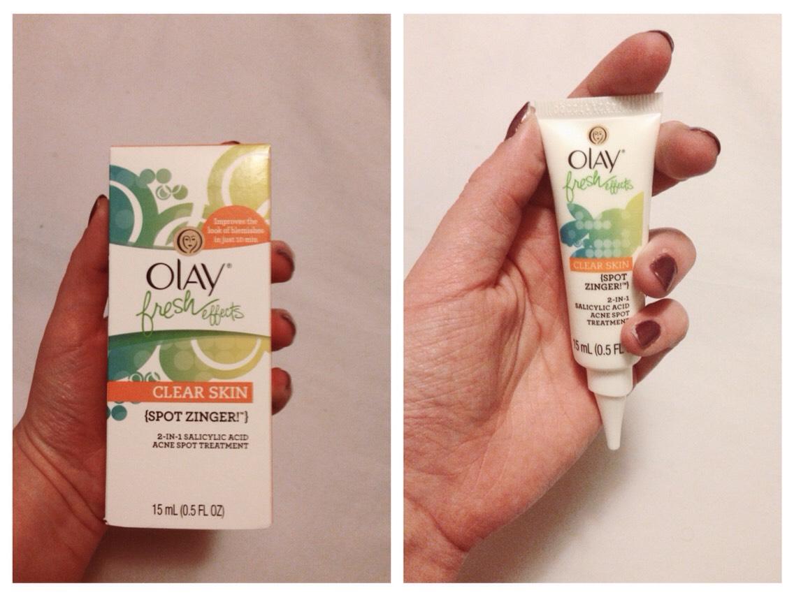 Olay Fresh Effects Clear Skin Spot Zinger: 👍🏻