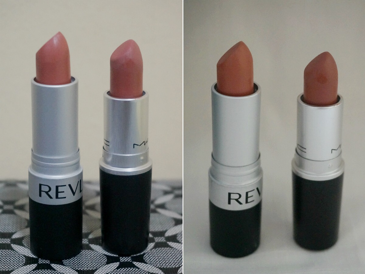 The doupe is revlon in mauve it over