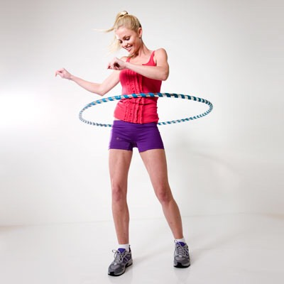 Have some fun HULA HOOPING!