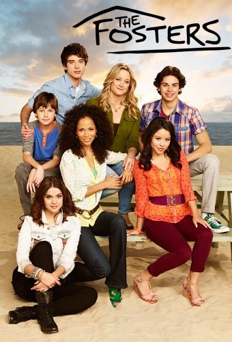 the fosters is a really good show.! ya would love it , I literally love jake t austin.! 😩😻